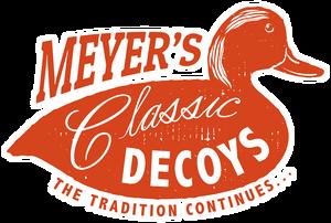 Meyer's Classic Decoys